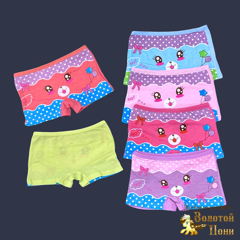 Трусики-шортики девочке (1-8) 210613-R78089