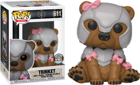 Фигурка Funko Pop! Games: Critical Role - Trinket (Excl. to Specialty Series)