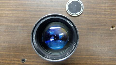 Объектив Гелиос-40Т 85 mm f/ 1.5