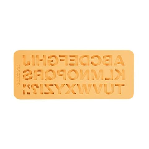 Силиконовые формочки Tescoma DELICIA DECO, алфавит