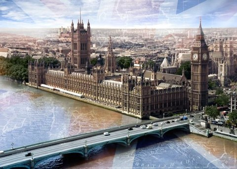 Лондон 392x260 см