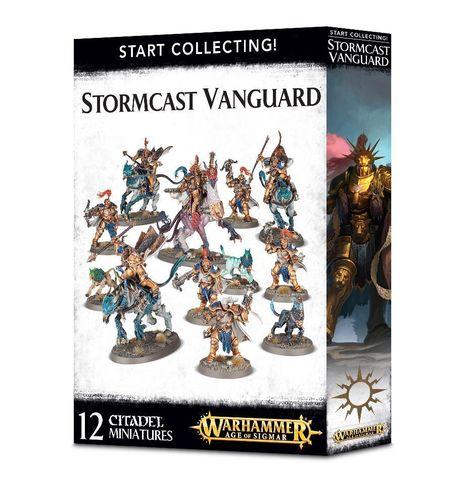 START COLLECTING: STORMCAST VANGUARD