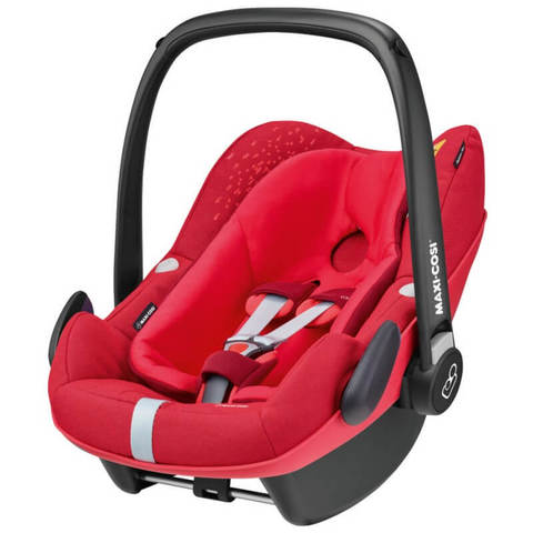 Автокресло Maxi-Cosi Pebble Plus Vivid Red