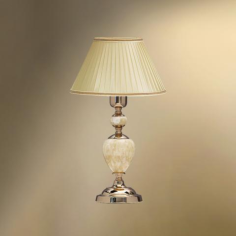 Настольная лампа с абажуром 23-12.50/8022Ф СТАРЫЙ АРБАТ