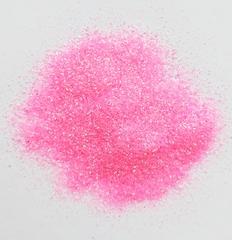 Глиттер блестки для слайма XL 100мл пудра розовый неон