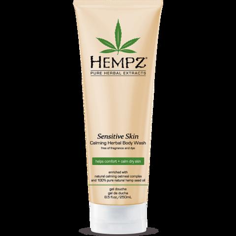 Гель для душа Чувствительная кожа / Hempz Sensitive Skin Calming Herbal Body Wash