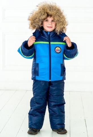 Зимний комбинезон-костюм Lux