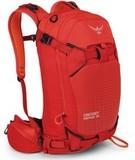 Картинка рюкзак горнолыжный Osprey Kamber 32 Ripcord Red -