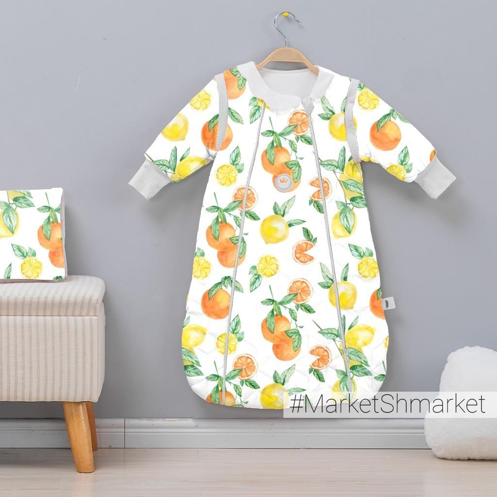 Цитрусы. Лимоны и апельсины