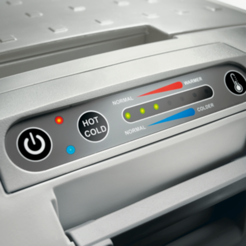Автохолодильник Dometic TropiCool TCX-35, 33 л, охл./нагр., пит. (12/24/220V)