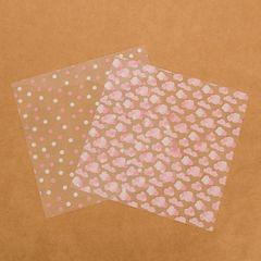 Набор бумаги для скрапбукинга Колыбельная на ночь
