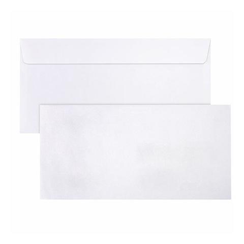 Конверт почтовый белый