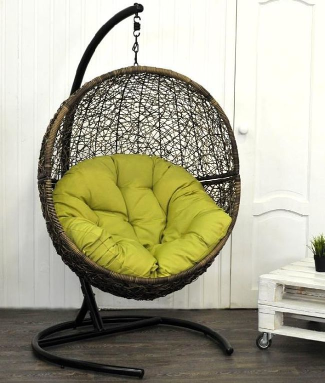 Подвесные кресла Подвесное кресло LUNAR Coffee Lunar_Coffee.jpeg