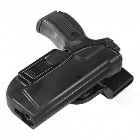 Кобура пластиковая для пистолета Ярыгин Альфа с поясным креплением Стич Профи