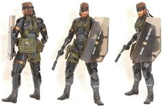 Peace Walker Play Arts Kai - Snake (Sneaking Suit Version)