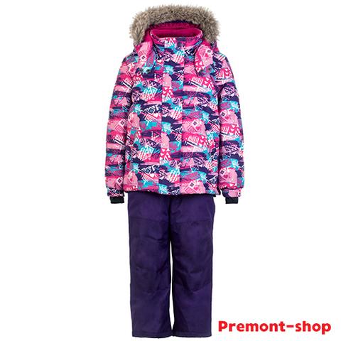 Зимний комплект Premont Северное сияние Юкона WP81215