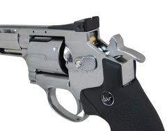 Пневматический револьвер Dan Wesson 6