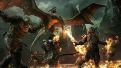 Средиземье: Тени войны Middle-Earth: Shadow of War