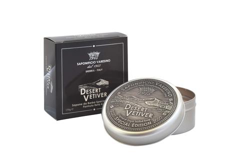 Мыло для бритья SAPONIFICIO VARESINO Desert Vetiver 150 гр