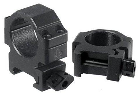 Кольца UTG Leapers на Weaver, низкие, 25,4 мм [RG2W1104]