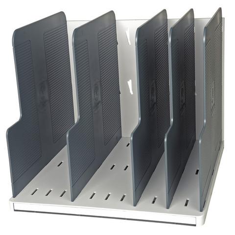 Вертикальный накопитель сборный Exacompta 4 отделения (300x290 мм)