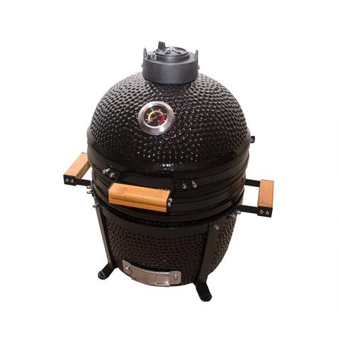 Керамический угольный гриль Wolmex Grill Egg 15