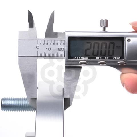 Проставка-адаптер с направляющей PCD 5х100 DIA 56.1 толщина 25, M12X1.5X30
