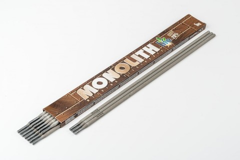 Электроды Монолит РЦ ТМ Monolith d-2 мм. Упаковка - 1 кг.