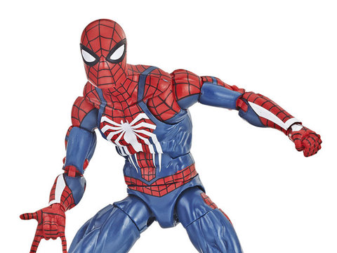 Марвел PS4 фигурка Человек Паук