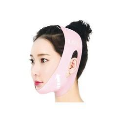 Набор для подтяжки контура лица БАНДАЖ+ТКАНЕВАЯ МАСКА RUBELLI Beauty Face 2-Step Chin&Cheek Care Mask Pack, 1 шт + 7 шт*20 мл