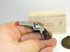 Miniature Smith&Wesson Mod.2 revolver