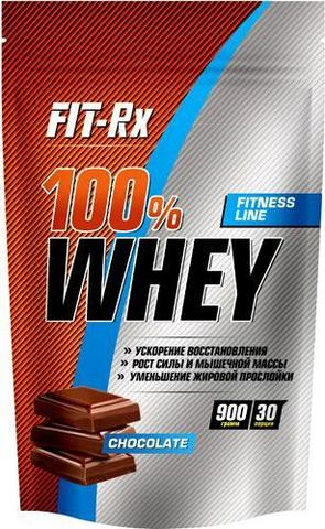 Протеин FIT-Rx 100% Whey Fitness Line