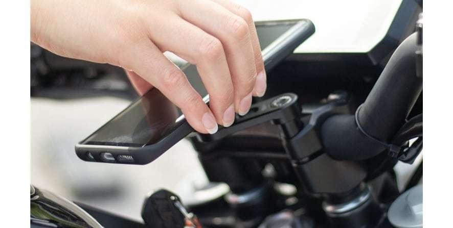 Крепление на вынос руля мотоцикла для SP Connect Bar Clamp Mount