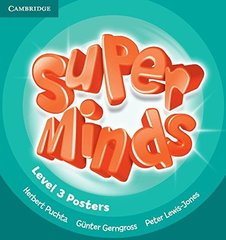 Super Minds 3 Posters (10)