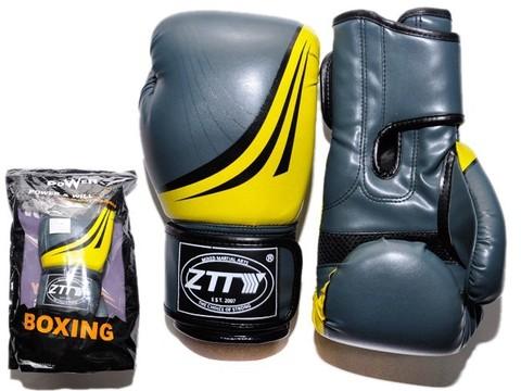 Перчатки боксёрские 12 oz: ZTQ200 СЖ-12