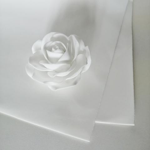 Зефирка белый