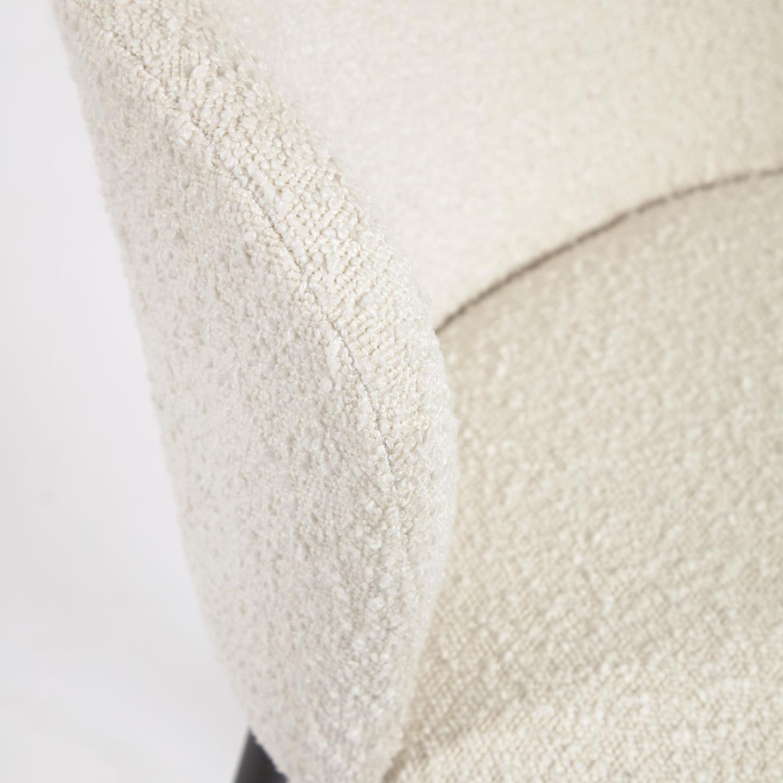 Барный стул Ciselia белый - вид 6