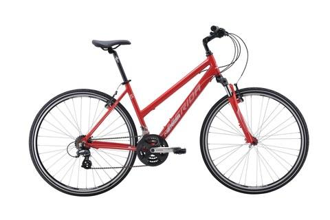 Merida Crossway 10-V-lady (2016)красный