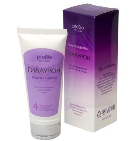 Гель-концентрат Гиалурон - восстановление всех типов кожи