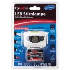 Фонарь налобный для бега HyCell Headlight LED