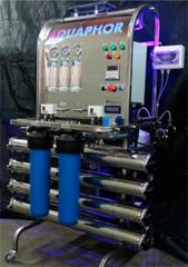Система обратного осмоса AQUAPHOR модели APRO-S-250-G, Аквабосс