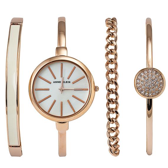 Часы наручные Anne Klein AK/1470RGST