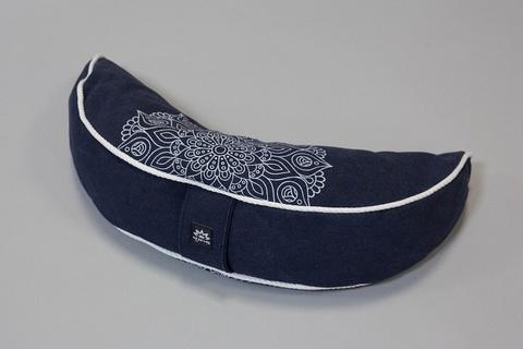 Подушка-полумесяц Indi 38*15 см