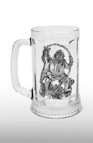Коллекционная пивная подарочная кружка «Клева Всегда»