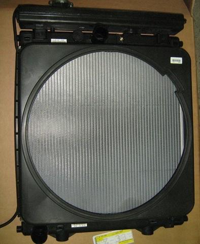Радиатор / RADIATOR АРТ: 120-669