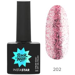 Гель-лак RockNail Insta Star 202 Britney, 10мл.