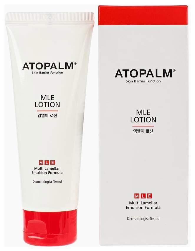 ATOPALM MLE Lotion лосьон с ламеллярной эмульсией 120мл