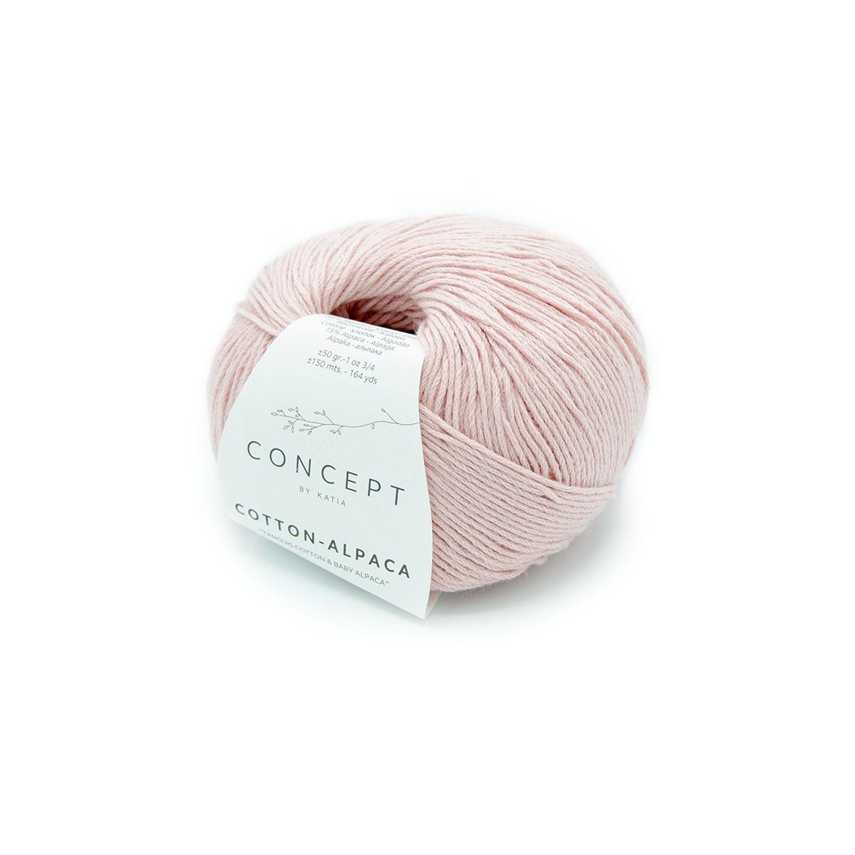 Katia Concept Cotton-Alpaca - 90