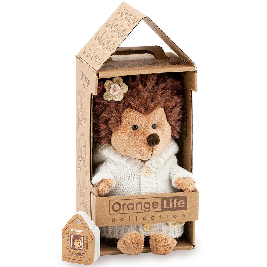Ежинка Колючка Вечер у камина (Orange Toys)