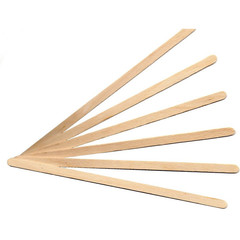 Размешиватель одноразовый Эконом деревянный 140 мм 450 штук в упаковке